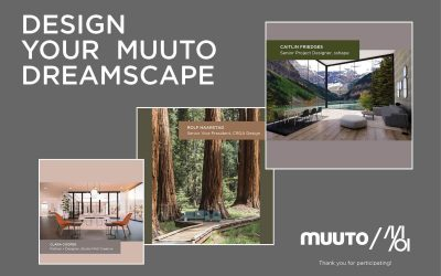 MOI Partners with Knoll & Muuto to Engage Design Community