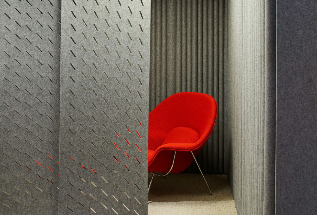 ARO Array Hanging Panels by Filzfelt