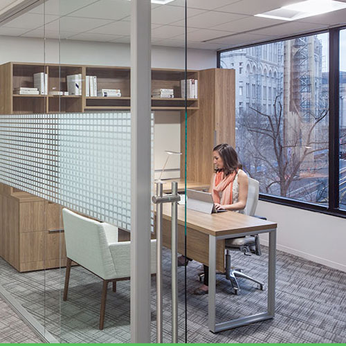 Photo of Hudson Intitute Office Design